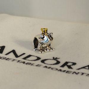 Pandora Prince Charming Charm